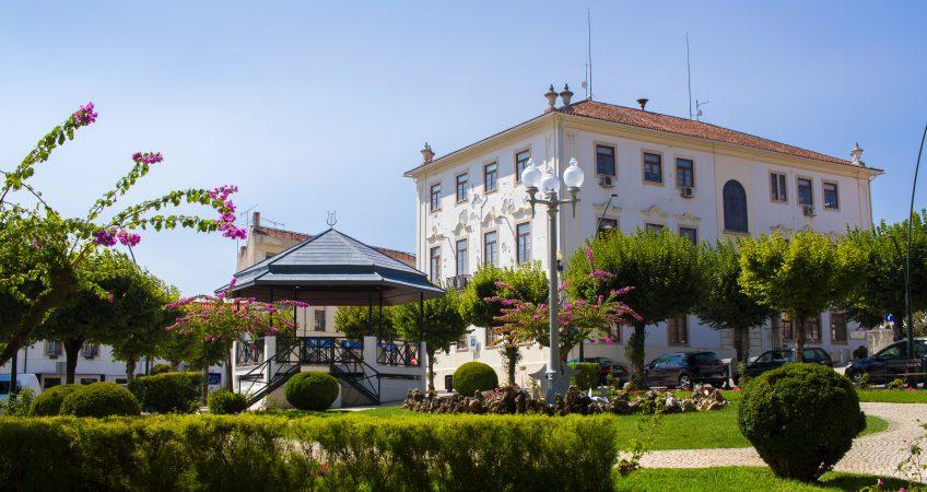 Cidade Figueiró dos Vinhos - Remodelação de edifício